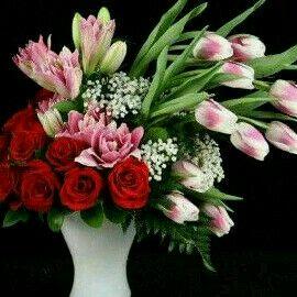 Karangan Bunga (11)